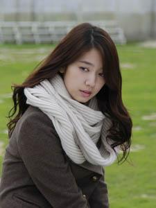 韩国演员朴信惠唯美写真