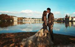 周杰伦昆凌湖畔上的爱情壁纸