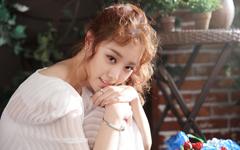 韩国美女明星韩善花桌面壁纸