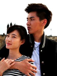 电影《有一个地方只有我们知道》吴亦凡王丽坤剧照