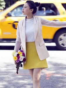 女神高圆圆纽约时尚写真