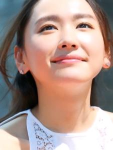 日本清纯新垣结衣唇红齿白青春活力