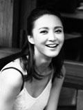 张歆艺黑白写真化身文艺女青年