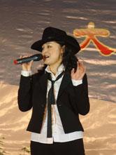 乡村爱情马大脚扮演者于月仙舞台演出照