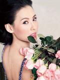 张柏芝时尚芭莎高清写真散发完美女人味