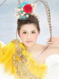 《西游-降魔篇》周秀娜美猴王写真  犀利造型娇俏可人