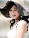 华人女明星王媛可写真