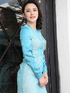 美女演员王子子时尚优雅写真