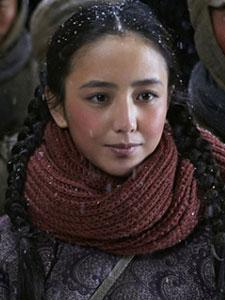 佟丽娅《智取威虎山》中饰小白鸽 丫丫爸超兴奋