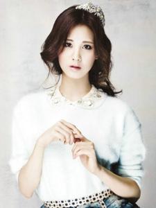 气质女神SeoHyun徐珠贤杂志写真