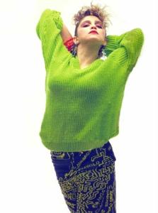 麦当娜的各种性感pose