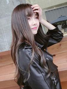 最美showgirl韩雨嘉时尚气质写真