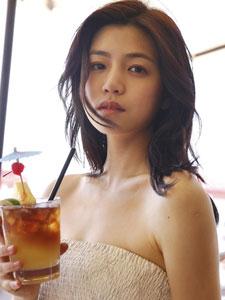 小龙女陈妍希夏威夷清新美照