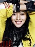王珞丹登《ELLE》封面 阳光健康尽显魅力能量