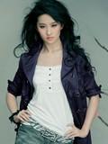 刘亦菲高清写真图片 绝对美女