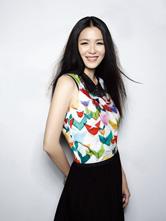 台湾歌手张悬性感写真