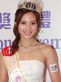 2011港姐冠军朱晨丽绝美图片
