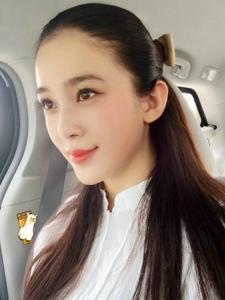 生活中的清纯美女赵韩樱子