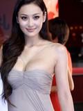 张馨予:性感亮相宣传造势电影《功夫梦》