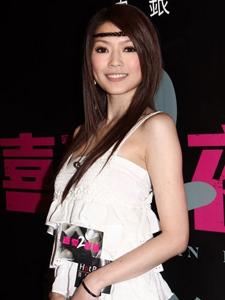 偶像女歌手连诗雅