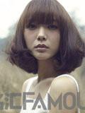 王珞丹最新杂志高清写真