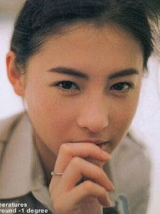 张柏芝清纯18岁花季照