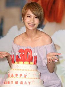 甜美杨丞琳的快乐生日会