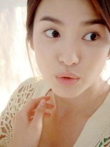韩国气质美女宋慧乔生活照片