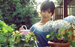 《爱情公寓4》娄艺潇写真高清壁纸