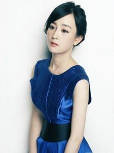 张檬优雅女王范写真照