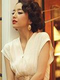佟丽娅最新2012杂志妩媚性感封面写真
