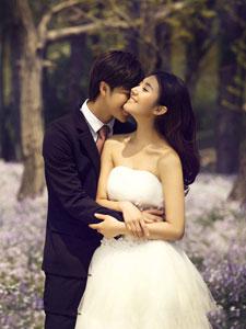 房程程浪漫婚纱照