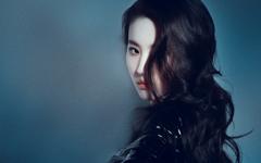 《露水红颜》刘亦菲大美女壁纸