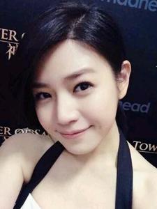 陈妍希绝美自拍美照