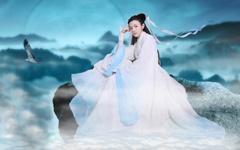 《神雕侠侣》仙女小龙女陈妍希壁纸