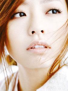 张靓颖2009年专辑造型照