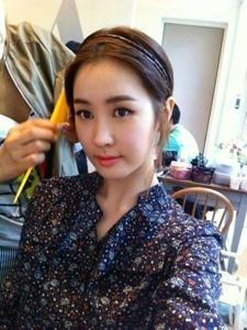 韩国国民女神李多海私房自拍照