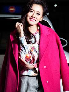 江铠同开年时尚写真大片 尽显高贵气质范