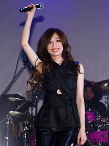 Cyndi王心凌演唱会照片