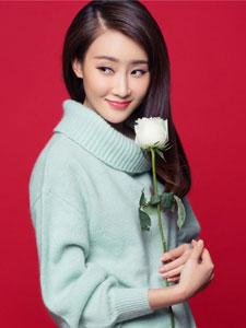 美女林鹏清纯甜美优雅迷人
