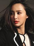张歆艺最新时尚摩登女郎造型
