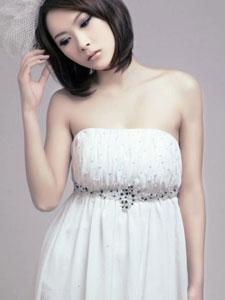 超美广告模特范诗琪写真
