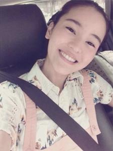 泰国女星李海娜生活中如此搞怪