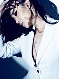 小宋佳硬朗西装写真 迷人魅惑强大女王范