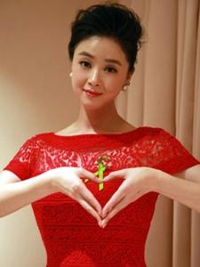 女演员蒋欣在年代秀的出色表现
