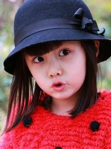 快乐甜美小公主纪姿含