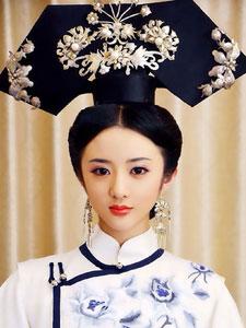 最美古典气质女神陈一娜