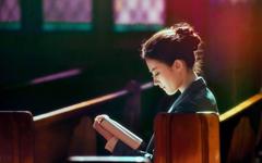 《露水红颜》教堂刘亦菲美女壁纸