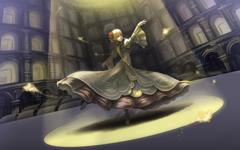 《海猫鸣泣之时》舞蹈者贝阿朵莉切壁纸
